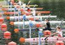 Die Deutsche Meisterschaft im Kanu-Rennsport für die Leistungs- und Juniorenklasse in Einer-Booten